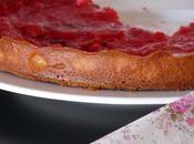 Tarte praline rouge