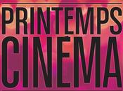Printemps Cinéma, commence week-end Plan