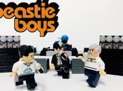 groupes célèbres LEGO