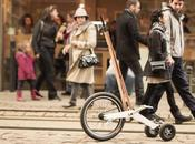 Halfbike: nouveau moyen transport urbain