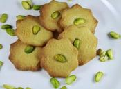 Nan-e-Nokhodchi Cookies iranien farine pois chiche Iranian chickpea flour cookies