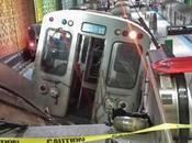 Déraillement d'un métro Chicago