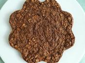gâteau diététique chocolat, pommes, muesli fruits avec perles konjac, psyllium, sucralose, inuline (sans oeufs beurre)