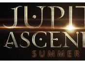 "Nouvelle bande annonce ""Jupiter Ascending"" Andy Lana Wachowski, sortie Juillet 2014."