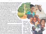 L'Afrique dans bouquet