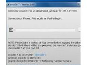 Jailbreak Evasi0n 1.0.8 supporte build 11A466