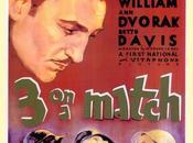 allumette pour trois (1932)