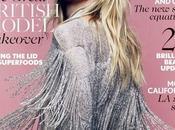 Kate Moss dévoilé collection pout TopShop dans Vogue mois Mai...