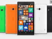 Trois nouveaux Nokia Lumia présentés