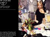 collection Kate Moss pour TopShop image juste dessous...