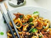 découverte poivre… plutôt poivres Tome Calamars poivre vert