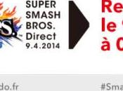 Nintendo Direct spécial Smash Bros. U/3DS