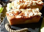 Moelleux pommes, amandes salidou