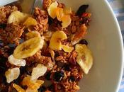 Muesli croustillant fruits