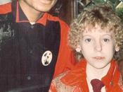 Michael Jackson David Smithee, avril 1984