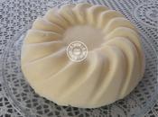 Bavarois lemon curd pistache