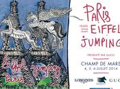 PARIS EIFFEL JUMPING juillet 2014