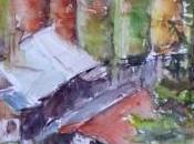 Trois jours peinture motif Valbonnais