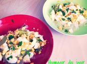 Recette fraîcheur pour préparer l'été Poireaux-Mimosa
