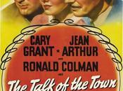 Justice hommes Talk Town, George Stevens (1942)
