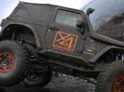 Jeep, casque ceinture