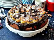 Fondant Chocolat sans Beurre Bananes Caramélisées Coco