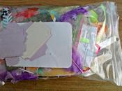 Belle enveloppe bidules scrap