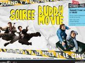 Samedi 18h30, cinéma Gerard Philipe, soirée Buddy Movie