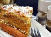Gâteau Pommes Polonais. Szarlotka Sypana.