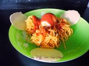 Petits nids spaghetti