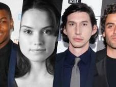 Star Wars Episode casting