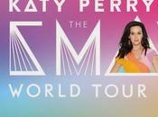 tenues scène Katy Perry dévoilée toile...
