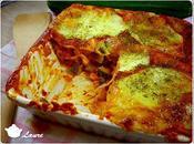 Lasagnes courgette mozzarella