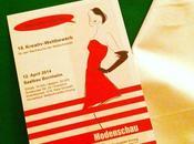 Midori Hime, Concours mode couture Partie Présentation projet création patron