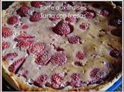Tarte fraises (Phase
