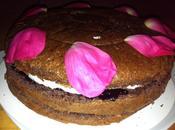 Layer cake mi-chemin entre tiramisu forêt noire