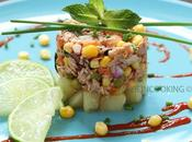 Ceviche thon, maïs légumes Saupiquet®