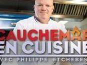 Cauchemar cuisine Amiens, avec Philippe Etchebest soir