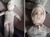 tente débarrasser poupée hantée eBay