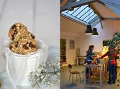 Biscuits végétaux flocons d'avoine, raisins secs noix cajou Super Naturelle, l'atelier cuisine végétale