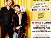 Ouvrez agendas 104, découvrez, Rouge Noir lectures musicales avec Arthur Nicolas Repac