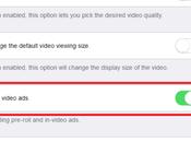Comment désactiver publicités vidéos YouTube