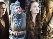 """Dossier Guerrières, conquérantes, manipulatrices... femmes dans """"Game Thrones"""