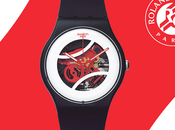 Swatch l'heure Roland Garros 2014!