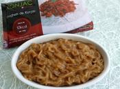 spaghetti konjac leur sauce café allégée pour seulement calories (sans sucre, sans beurre gluten)
