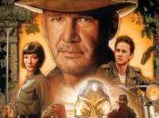 Indiana Jones Kingdom Crystal Skull [Steelbook Alert]