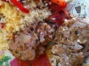 Filet mignon sauce sofrito (sans plancha)