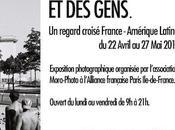 Exposition Paris, lieux gens regards croisés France Amérique Latine