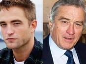 Robert Niro Pattinson bientôt ensemble grand écran