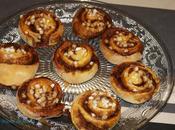 Kanelbullar( petits gâteaux cannelle
